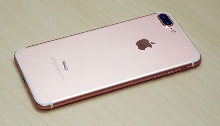 iPhone 7 Plus 玫瑰金開箱與3CA實測!