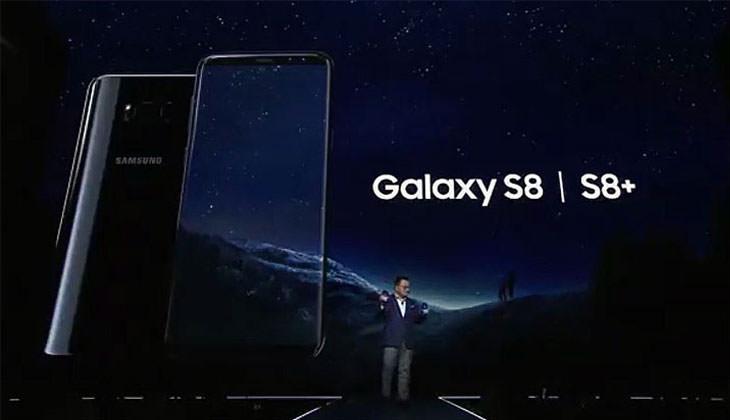 三星新一代旗艦Galaxy S8與S8+正式發表!