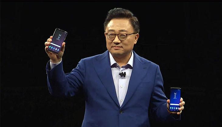 Galaxy S9 與 S9+為今日的溝通方式所生