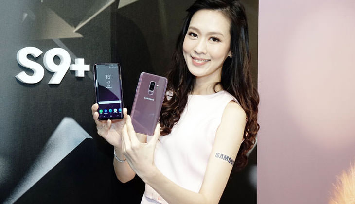 三星 Galaxy S9 | S9+ 公佈在台售價,3/5 開始預購!