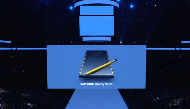 全方位旗艦 Galaxy Note9 正式發表!