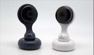易於安裝、整合雲端且重視資安的雲端智慧攝影機