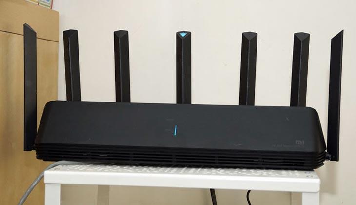 小米 AIoT 路由器 AX3600(R3600)開箱評測
